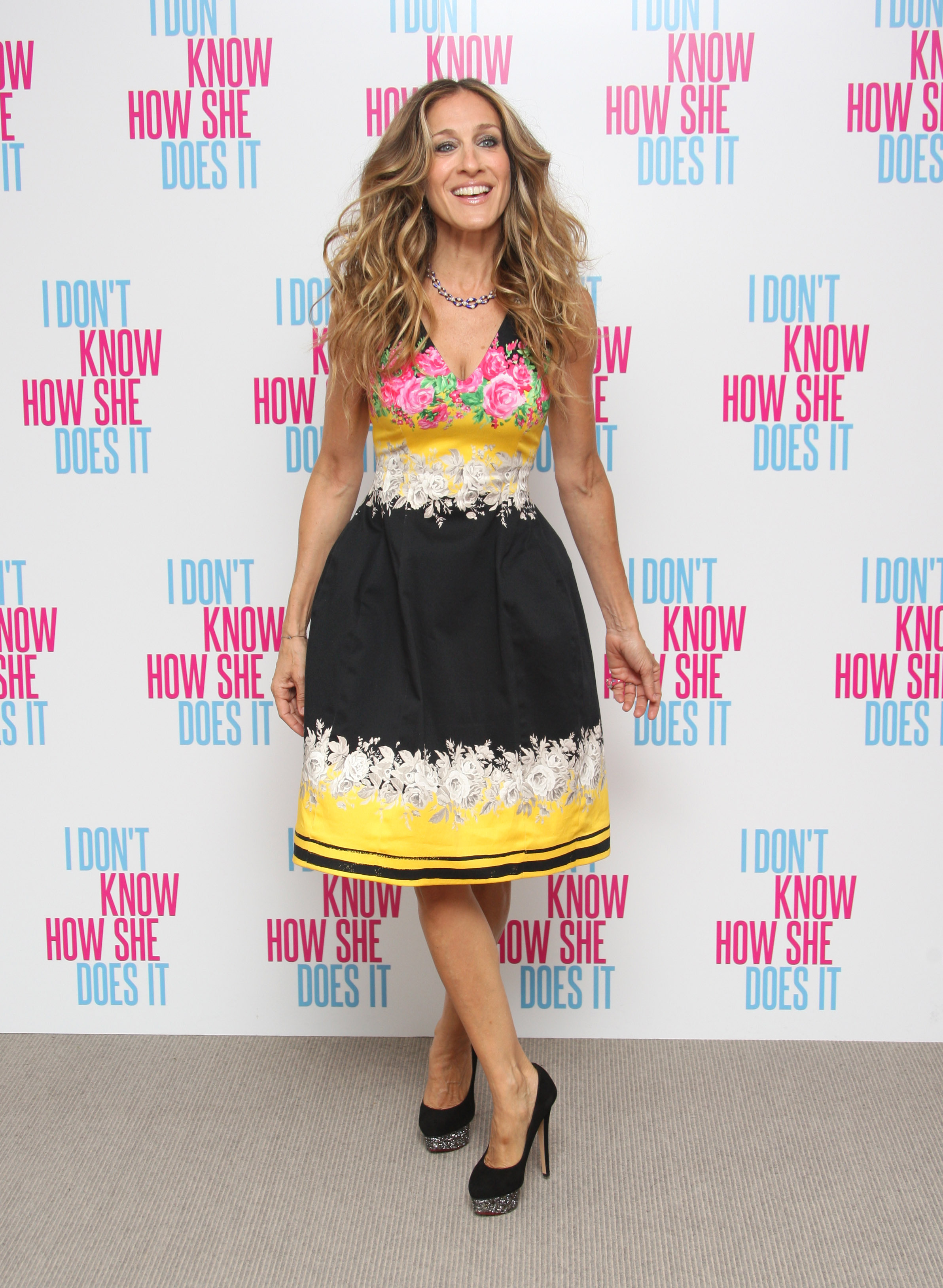 d2fddfd49e4 Sarah Jessica Parker Blames Heels For Ruining Her Feet